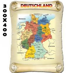 Cтенды немецкий язык, карта 1379