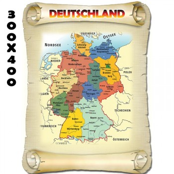 Cтенды немецкий язык карта 1379