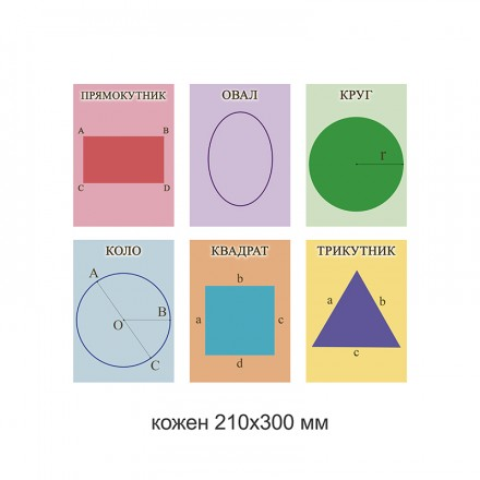 Геометрические формы