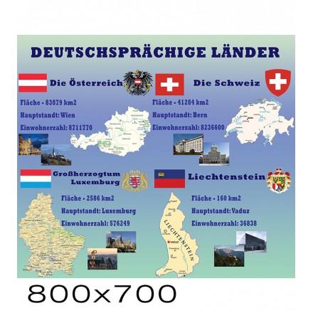 Cтенд немецкий язык 1378