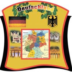 Cтенды немецкий язык 1362