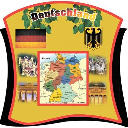 Cтенд немецкий язык 1362