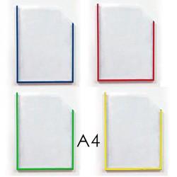 Вертикальные карманы А4