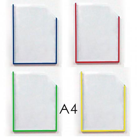 Вертикальные карманы А4 ,стенд для школы