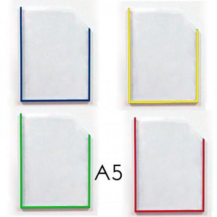 Вертикальные карманы А5
