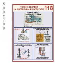 Стенд техника безопасности 1227