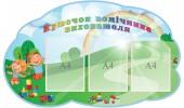 Стенди для дитячого садочка