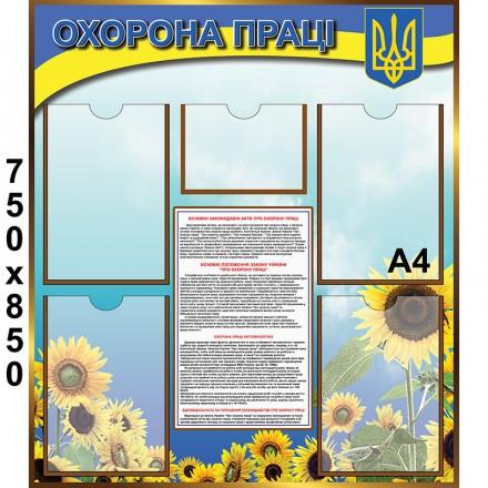 Плакат вводный инструктаж по охране труда (5563)